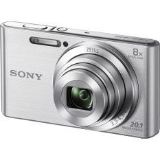 Máy ảnh Sony Cybershot DSC-W830 bạc