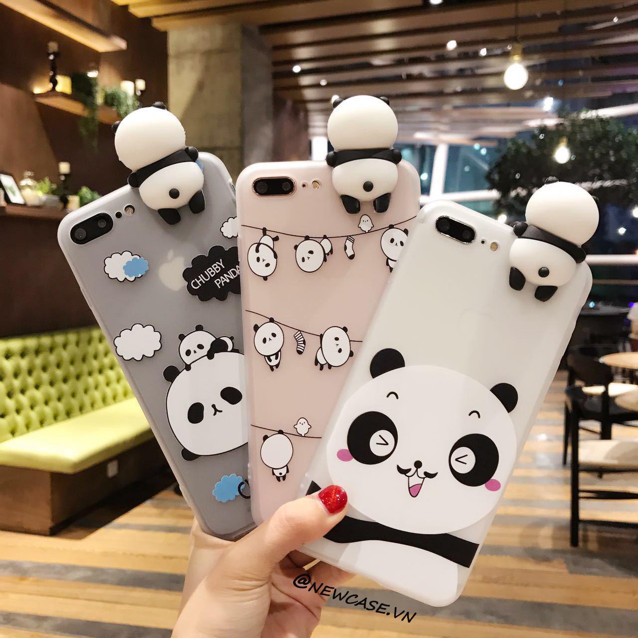 Giá Ốp lưng dẻo con gấu hoạt hình ngộ nghĩnh thú leo – Iphone 5, 6, 6plus, 7, 7plus, 8, 8plus, X Tại Newcase.vn
