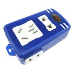 Ổ cắm điện chống nước tiện lợi nhiều ổ cắm