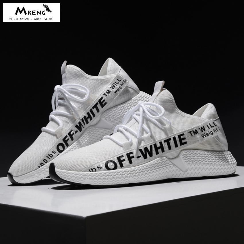 So sánh giá Giày Sneaker Cao Cấp HOT 2018 (GIÁ TỐT) – MRENG MS10 Tại Giày Tốt Giá Hời