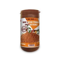 Bột cacao nguyên chất không đường 1.2 hũ 440g – Cacao4U
