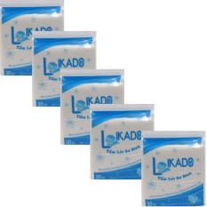 Bộ 5 túi miếng lót sơ sinh chống thấm LIKADO