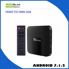 Android Tivi box Tx3 mini Ram 2GB – Android 7.1.2 ( Giá Shock )