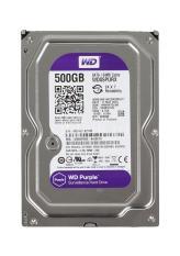 Ổ cứng HDD camera WD 500GB tím mới