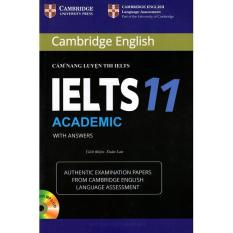 Cẩm Nang Luyện Thi IELTS – IELTS 11 Academic with Answers