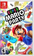 Đĩa game Nintendo Switch : Super Mario Party