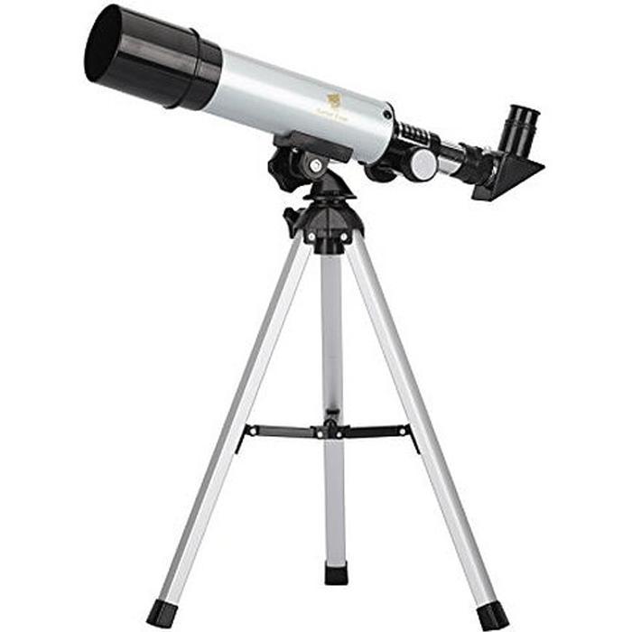 Kính thiên văn khúc xạ F36050 (Bạc)