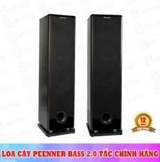 Loa Đứng, Loa Cây KaraOke Nghe Nhạc Hàng Cao Cấp Peenner PS-3122 ( bass đôi 20cm )