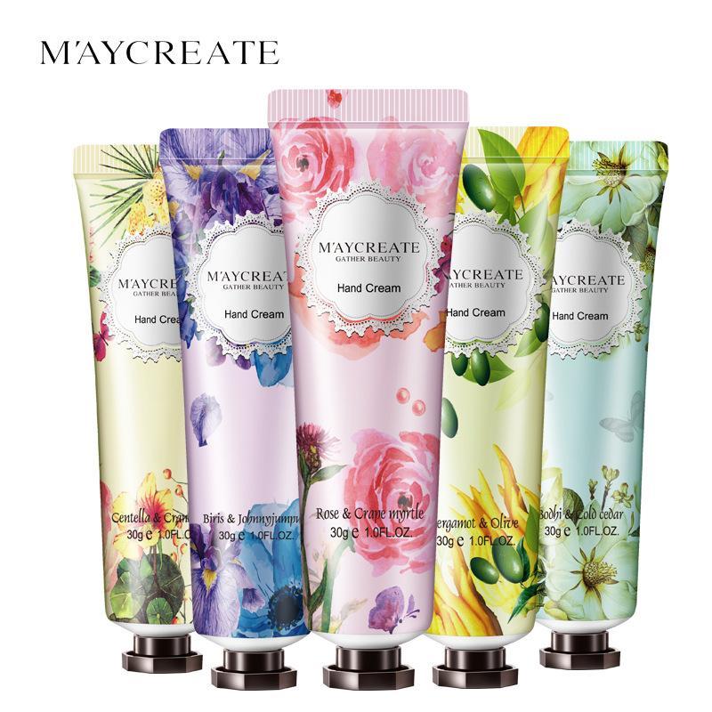 Kem Dưỡng Da Tay Maycreate Perfumed Hand Essence