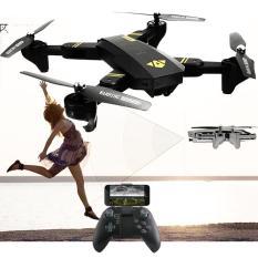 FLYCAM VISUO XS809HW Tay cầm điều khiển, HD Camera FPV, Truyền Trực Tiếp Qua Điện Thoại, Gấp Gọn