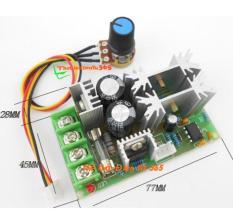MODULE ĐIỀU KHIỂN ĐỘNG CƠ PWM 10-60VDC – 20A
