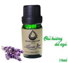 Tinh dầu oải hương thiên nhiên giúp thư giản, dễ ngủ Ngọc Tuyết 10ml