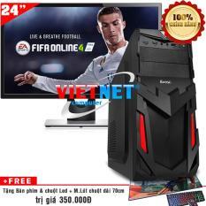 Bộ máy tính intel core i5 2400 RAM 16GB HDD 500GB có Dell 24″ Wide VietNet