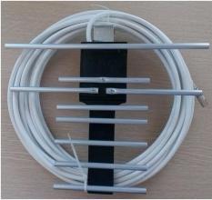 Ăng ten thu sóng đầu thu DVB T2 – kèm dây 15m