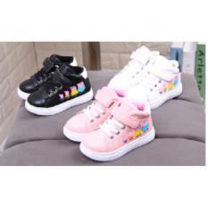 Giày đáng yêu Peppa Pig dành cho trẻ -AL