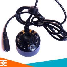 [Tp.Hà Nội] Động Cơ Phun Sương DJ20-12 20mm 24VDC 16W 500ml/h V3