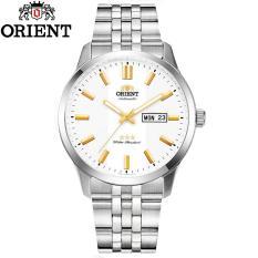 Đồng hồ nam dây kim loại Orient SAB0B009WB