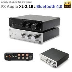Amply khuếch đại nghe nhạc lossless cao cấp FX AUDIO XL-2.1BL Bluetooth 4.0 TPA3116D2 2x25W / 8 Ohm – Bộ khuếch đại âm thanh
