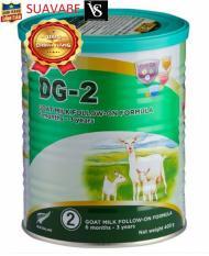 Sữa dê DG 2 400g