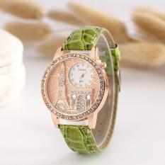 Đồng hồ nữ dây da tổng hợp Geneva PKHRGE041-4
