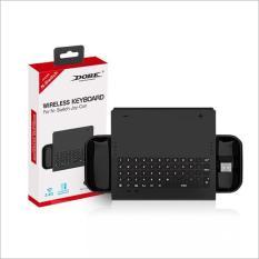 Bàn phím không dây kiêm đế giữ điều khiển Nintendo Switch – Dobe TNS 1702