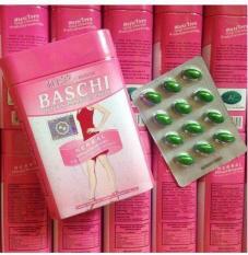 Baschi hồng hộp thiếc 30 viên giúp eo thon, dáng đẹp