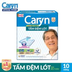 Tấm đệm lót Caryn siêu thấm và mỏng nhẹ 10 miếng