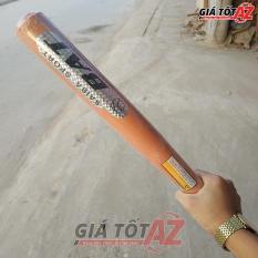 Gậy bóng chày 25inch bằng gỗ nguyên khối cao cấp cực bền (63cm)