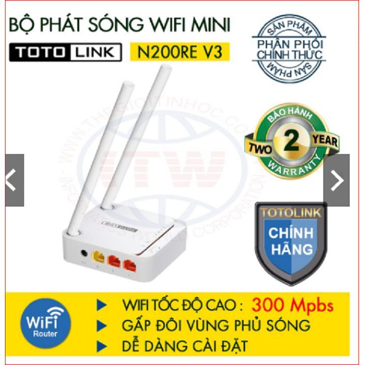 Mua Modem wifi ToToLink tốc độ 300Mbps ở đâu tốt?