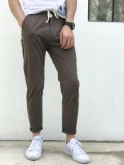 Quần Chinos Kaki Nam Trơn Ống Suông Kiểu Mặc Sắn Gấu Năng Động NTD fashion MEN QUAN 800018 DBR