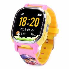 Đồng hồ trẻ em QQ watch Tencent PQ708 hồng DH04