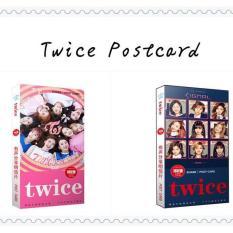 Hộp ảnh postcard Twice