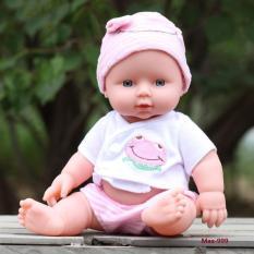 Búp bê bằng silicon mô phỏng em bé