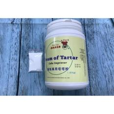 Bột cream of tartar 100g