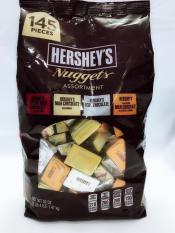 Chocolate hạnh nhân Hershey's Nuggets 145 viên – 1,47kg – MỸ