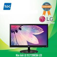 Màn hình vi tính LG 20 inch M38 dùng văn phòng, giải trí. Bảo hành 24 tháng (màn hình LG, Màn hình cho máy tính để bàn, màn hình mới 100%, màn hình vi tính giá rẻ )