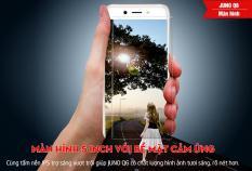 Masstel Juno Q6 – 2 sim Giống IPhone X – BH 12 Tháng (Vàng 8GB)