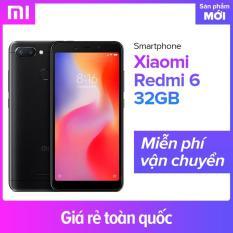 Giá Xiaomi Redmi 6 32GB Ram 3GB – Hãng Phân Phối Chính Thức Xiaomi