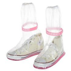 Bọc giày đi mưa – Ủng đi mưa style Hàn Quốc chống trơn trượt