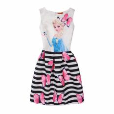 Váy bé gái size đại 5 đến 16 tuổi M122