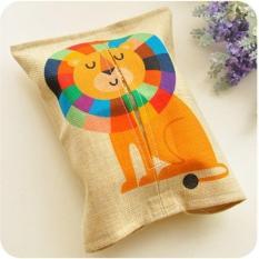 Túi đựng khăn giấy sư tử GA-ST