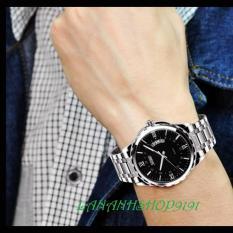Đồng hồ nam thời trang chống nước Skmei ( Đen )