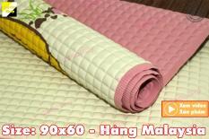 Nệm cao su chống thấm nước Cuddels cho bé – LOẠI TỐT – NHẬP KHẨU MALAYSIA -Chirita Shop