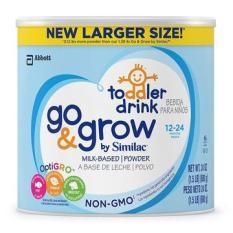 Sữa Similac Go & Grow NON – GMO dành cho bé 12-24 tháng tuổi, loại 680g của Mỹ