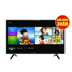 Internet Tivi Led TCL 40inch Full HD – Model L40S4900 (Đen)