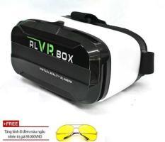 Kính thực tế ảo Vr Box RL 2 tặng kính xuyên đêm