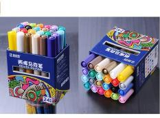 Bút vẽ Graffiti -24 màu ( sử dụng trên mọi chất liệu )