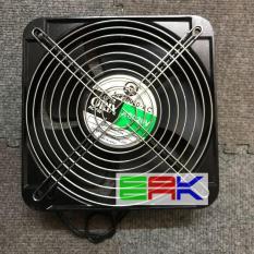 Quạt thông gió SUPER ORIX 20x20x6cm 220V kèm 01 lưới bảo vệ