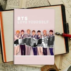 Sổ tay in ảnh nhóm BTS