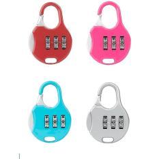Ổ khóa hành lý, balo, va ly chống trộm – Khóa mini mật mã số